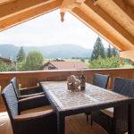 Ferienwohnung Reit im Winkl, Chalet im Ahornwinkl, Balkon von Ferienwohnung