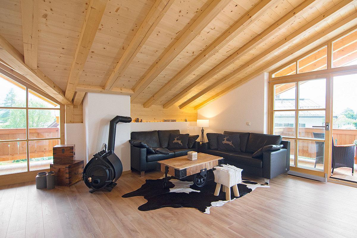 Ferienwohnung Reit im Winkl für 2-6 Personen, 3 Schlafzimmer, 3 Bäder