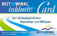 Reit im Winkl Inklusiv-Card